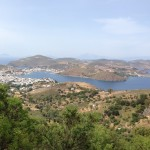 SideTrekking on Patmos.