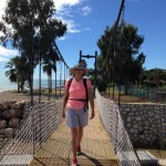 MedTrekking Partner Liz Chapin joins The Idiot for the stroll through southern Turkey to Syria.