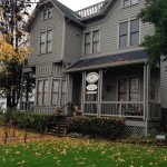 It's hard to beat the atmosphere and amenities inside this Victorian-era mansion when having massages, pedicures and other comforting treatments.