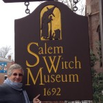 The Idiot consulted with contemporary witches (there are 800 in Salem today) and relived the shameful witch hunts of the past.