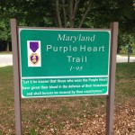 The Purple Heart Trail is a national network of highways, bridges, monuments and paths created throughout the U.S. in 1992 to pay tribute to men and women who have been awared the Purple Heart medal.