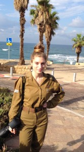 "Advice from a soldier in the Israel Defense Forces: ""You might be able to get into Gaza but you probably won't get out."""