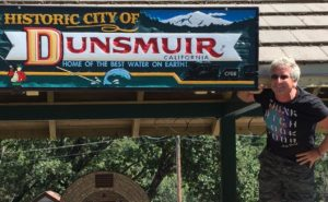 Dunsmuir's naturally filtered spring  water flows freely in drinking fountains throughout the city on the Sacramento River in the shadow of Mount Shasta. (Photo: Marc Beauchamp)