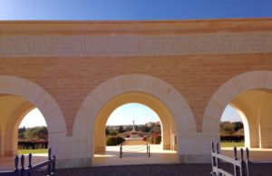 The  War Cemetery in El Alamein contains over 7,200 Commonwealth graves, including 800 which are unidentifited.